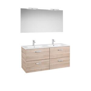 Mueble de baño Victoria Basic 120×46 cm