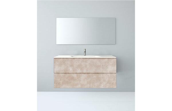 Mueble baño modular 80x46
