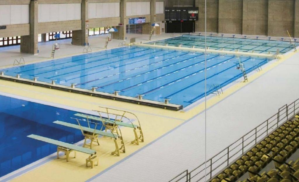 piscina deportiva