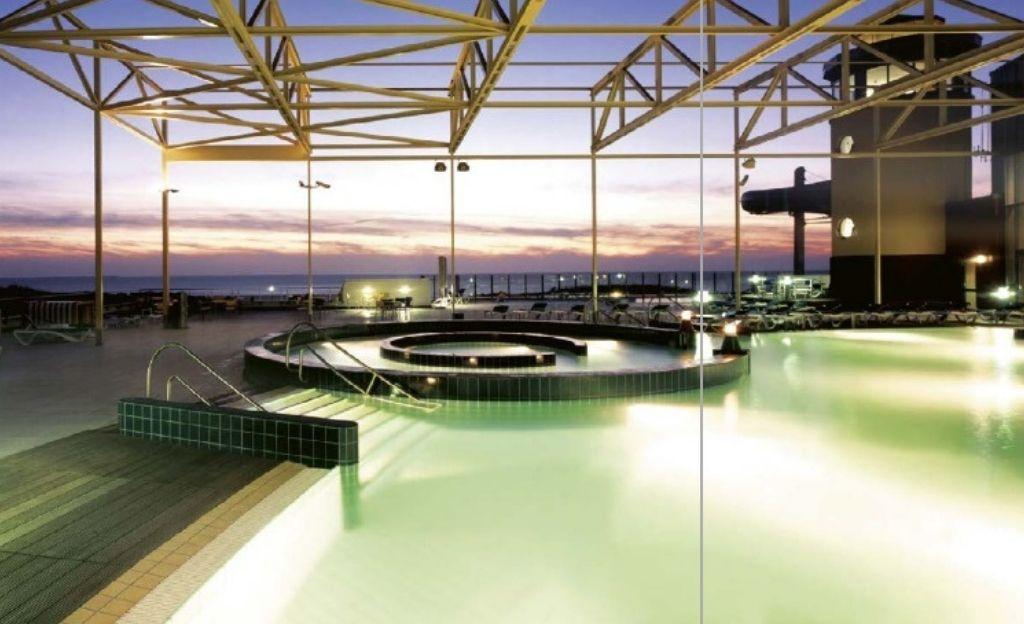 piscina de ocio