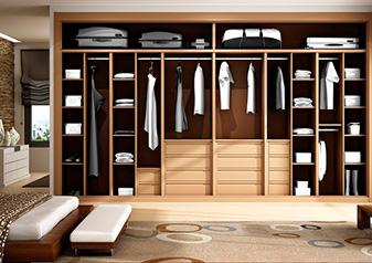 armario interior