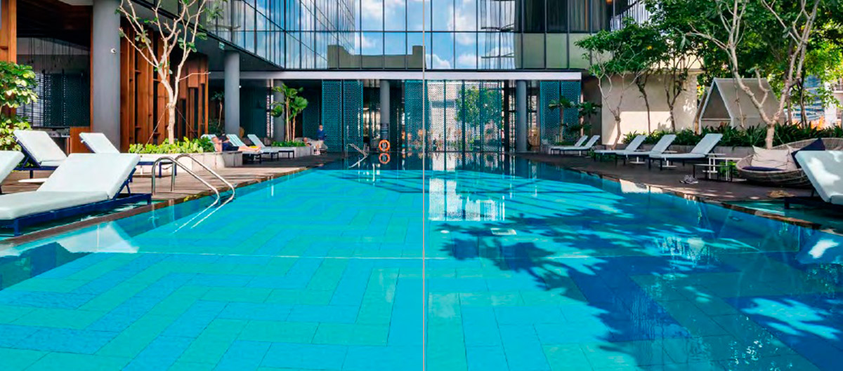 chroma piscina