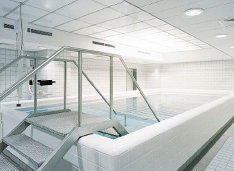 piscinas terapeuticas