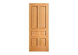 puerta clasica abatible