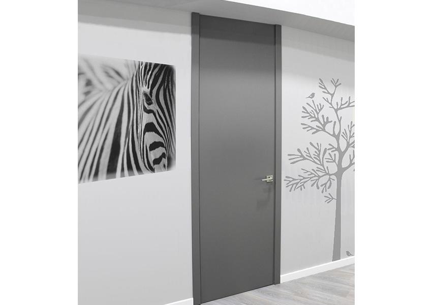 puerta abatible design