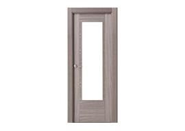 puerta abatible moderna