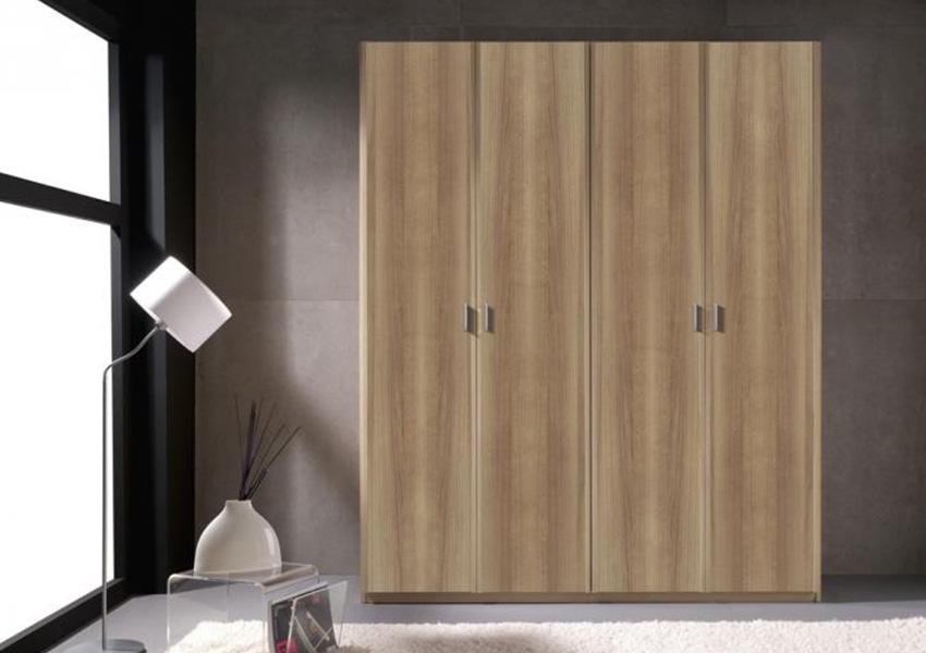 puerta abatible armario
